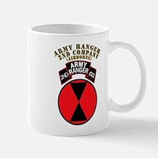 SOF - Army Ranger - 2nd Company Mug
