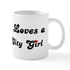 Loves Redwood City Girl Coffee Mug