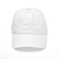 No Soliciting Baseball Cap