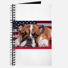 Patriotic Bulldog Journal