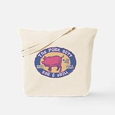 The Pork Butt Bar Tote Bag