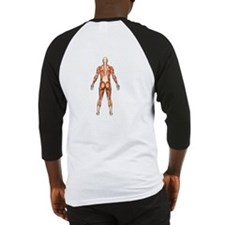 Visible Man Baseball Jersey