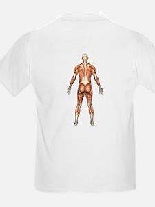 Visible Man Kids T-Shirt