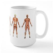 Visible Man Mug