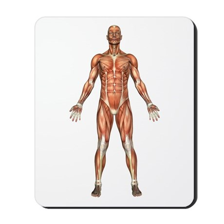 Visible Man Mousepad