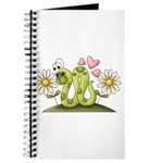 Lovey Inchworm Journal