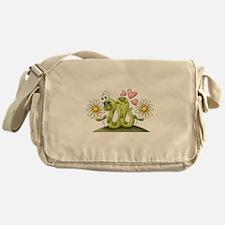 Lovey Inchworm Messenger Bag
