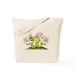 Lovey Inchworm Tote Bag