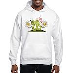 Lovey Inchworm Hooded Sweatshirt