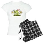 Lovey Inchworm Women's Light Pajamas
