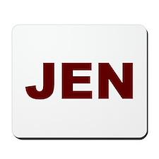 Jen Mousepad