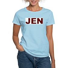 Jen Women's Pink T-Shirt