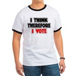 I Think Therefore I Vote Ringer T