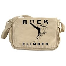 ROCK CLIMBER Messenger Bag