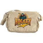 Hockey My Game Messenger Bag