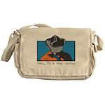 Real Cowboy Messenger Bag