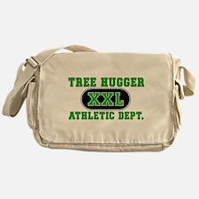 Tree Hugger Athletic Messenger Bag