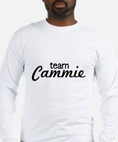Team Cammie Long Sleeve T-Shirt