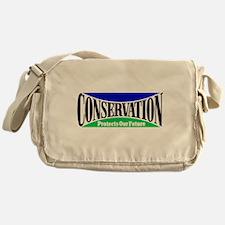 Conservation Future Messenger Bag