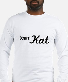 Team Kat Long Sleeve T-Shirt
