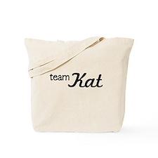 Team Kat Tote Bag