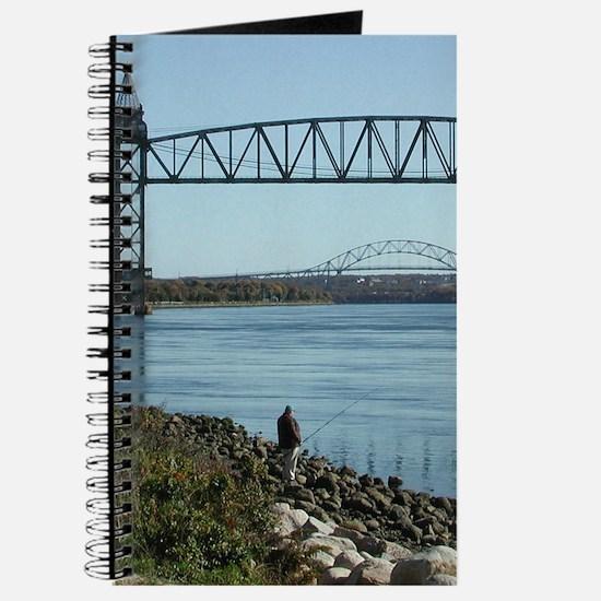 Cape Cod Canal Bridges Journal