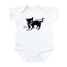 Bad Kitten Onesie