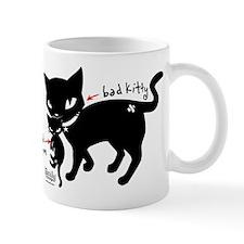 Bad Kitten Mug