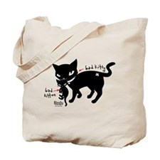 Bad Kitten Tote Bag
