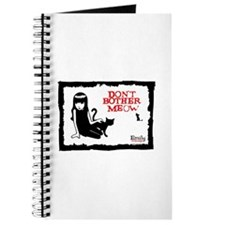 Don't Bother Meow Journal