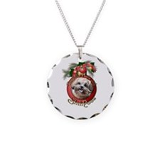 Christmas - Deck the Halls - ShihPoos Necklace