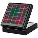 Tartan - Somerville Keepsake Box