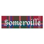 Tartan - Somerville Sticker (Bumper 10 pk)