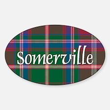 Tartan - Somerville Decal