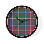 Tartan - Somerville Wall Clock