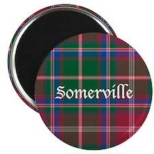 Tartan - Somerville Magnet