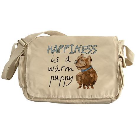 Happiness Messenger Bag