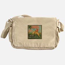 Florida Cowboy Messenger Bag