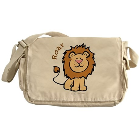 Roar (Lion) Messenger Bag