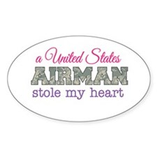 stole airman Decal