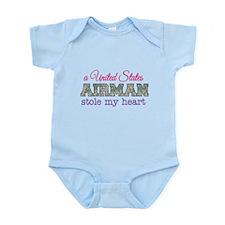Unique Abu Infant Bodysuit
