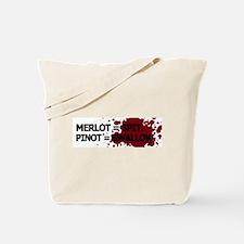 Cute Syrah Tote Bag