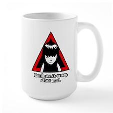 She's Mad Coffee Mug