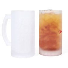 Myeloma Cure (F-I-L) Drinking Glass