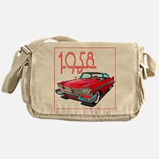 Unique 1958 Messenger Bag