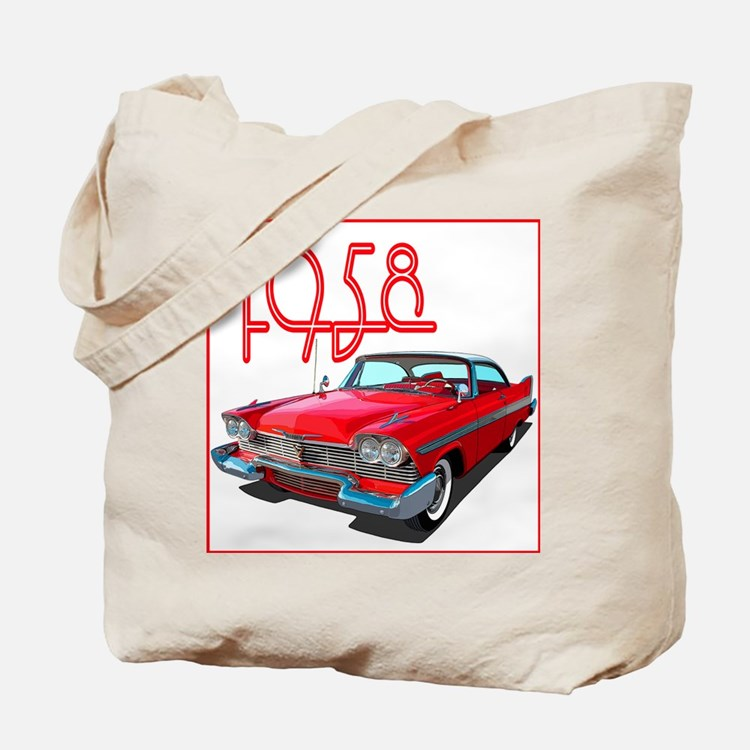 Cute Plymouth belvedere Tote Bag