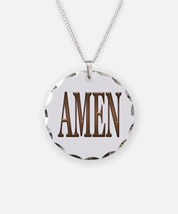 Amen Necklace