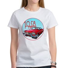 1958 Plymouth Belvedere-C10trans T-Shirt