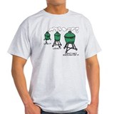 Big green egg t shirts Mens Light T-shirts