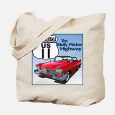 Plymouth belvedere Tote Bag
